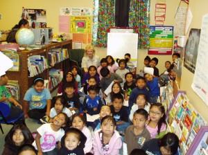 MW Penn visits Blackwater Community School in Arizona