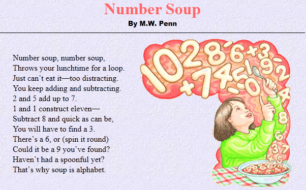 Number Soup