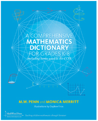 A Comprehensive Math Dictionary by M.W. Penn